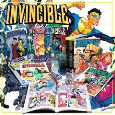 Cómics: PACK INVENCIBLE. 14 CÓMICS - ROBERT KIRKMAN/CORY WALKER DESCATALOGADO!!! OFERTA!!!. Lote 289699938