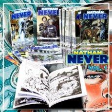 Cómics: PACK NATHAN NEVER VOL.1. 19 CÓMICS - VARIOS AUTORES DESCATALOGADO!!! OFERTA!!!. Lote 289701563