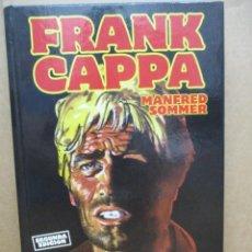 Fumetti: FRANK CAPPA INTEGRAL - MANFRED SOMMER - TOMO TAPA DURA - PROLOGO JODOROWSKY EDT. Lote 289860433