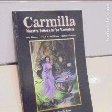 Cómics: CARMILLA NUESTRA SEÑORA DE LOS VAMPIROS DUDE GOLD Nº 1 - DUDE COMICS OCASION. Lote 289892148