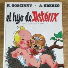 Cómics: LIBRO - EL HIJO DE ASTÉRIX (1982) GOSCINNY Y UDERZO. ED. GRIJALBO MONDADORI. Lote 289894038