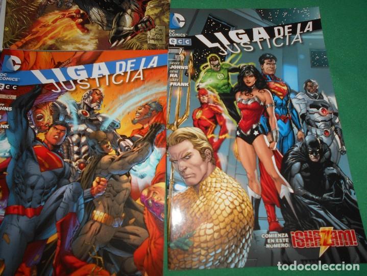 Cómics: LOTE DE 13 COMIC LIGA DE LA JUSTICIA -EL NUEVO UNIVERSO DC-COMIC-NUEVOS - Foto 8 - 289894743