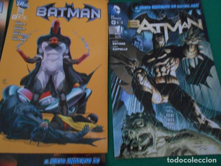 Cómics: LOTE DE 10 COMIC BATMAN - DC -PLANETA DE AGOSTINI -NUEVOS Nº 1,2,3,50,53.54,56,57,58,59 - Foto 4 - 289895563