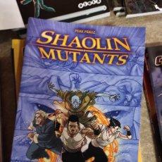 Cómics: SHAOLIN MUTANTS - ALETA EDICIONES. Lote 289903548