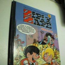 Cómics: ZIPI Y ZAPE GUERRA AL HAMPA. EDITORIAL SALVAT 2013 TAPA DURA (BUEN ESTADO). Lote 289905093