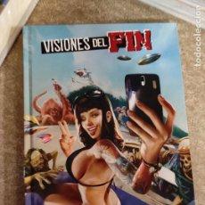 Cómics: VISIONES DEL FIN (VVAA) ALETA, 2015.. Lote 289905668