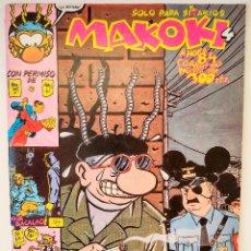 Cómics: PACK 18 REVISTAS DE CÓMIC AÑOS 90: MAKOKI, TOTEM, EL VÍBORA.. Lote 289906338