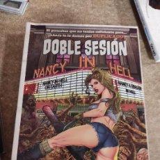 Cómics: NANCY IN HELL. ¡DOBLE SESION! - LORENZANA, ENRIQUE / TORRES, EL. Lote 289906663