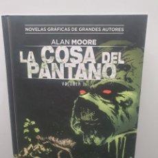 Cómics: LA COSA DEL PANTANO VOLUMEN 2. ALAN MOORE. COLECCIÓN VERTIGO 64. NOVELAS GRÁFICAS DE GRANDES AUTORES. Lote 289945253