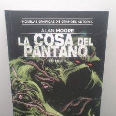 Cómics: LA COSA DEL PANTANO VOLUMEN 3. ALAN MOORE. COLECCIÓN VERTIGO 65. NOVELAS GRÁFICAS DE GRANDES AUTORES. Lote 289945393