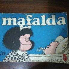 Cómics: MAFALDA 5. QUINO. EDICIONES DE LA FLOR (ARGENTINA). Lote 290126303
