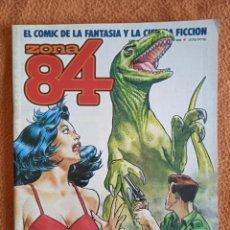 Fumetti: ZONA 84 NUMERO 66-TOUTAIN. Lote 290232038