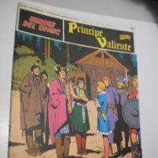Cómics: PRÍNCIPE VALIENTE Nº 76 EL MARATHON. BURU-LAN 1973 (BUEN ESTADO). Lote 290448203