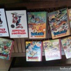 Cómics: SUPER-HUMOR 9 VOLUMENES VER FOTOS , UN Nº 1 Y 2 VOLUMENES COLECCIONISTA. Lote 290929423