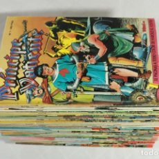 Cómics: LOTE DE 83 COMICS DEL PRINCIPE VALIENTE - TEBEOS SA - EDICIÓN HISTÓRICA - HAL FOSTER. Lote 290994568