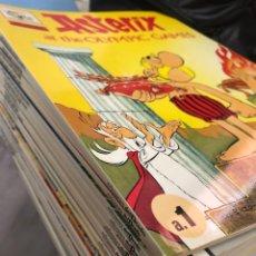 Fumetti: COLECCIÓN COMPLETA ASTERIX EN INGLÉS. 28 NÚMEROS DE EDICIONES EL PRADO.. Lote 291434123