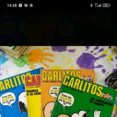 Cómics: CARLITOS. Lote 292030543