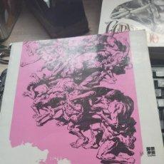 Comics: CUANDO EL COMIC ES ARTE JOSE ORTIZ,. 1975. TOUTAIN EN ESPAÑOL E INGLES BUEN ESTADO 30 CM UNAS 60 PA. Lote 292286563