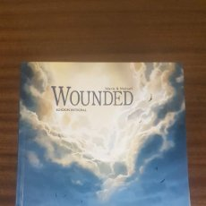 Cómics: WOUNDED. Lote 292406348
