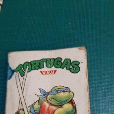 Cómics: TORTUGAS NINJA LIBRO 2* EL PODER DE KRANG 48 PÁGINAS PEQUEÑO TAMAÑO TIEMPO. Lote 292554138