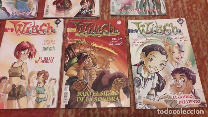 Cómics: Lote 7 Witch - Foto 2 - 293293438
