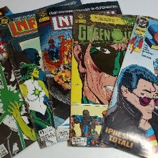 Fumetti: LOTE 5 COMICS DC. Lote 293370743