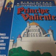 Cómics: COMICS PRINCIPE VALIENTE TAPA DURA BIBLIOTECA DEL COMIC Nº24. Lote 293436093