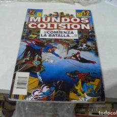 Cómics: MUNDOS COLISION. Lote 293572068