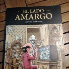Cómics: EL LADO AMARGO. SANTIAGO VALENZUELA. PRIMERA EDICIÓN. ASTIBERRI. 2005. Lote 293600683