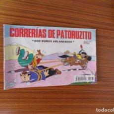 Cómics: CORRERIAS DE PATORUZITO Nº 762 EDITA CESAR CUSTODIO. Lote 293798693