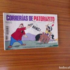Cómics: CORRERIAS DE PATORUZITO Nº 680 EDITA CESAR CUSTODIO. Lote 293799133