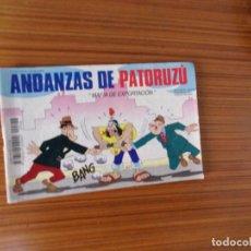 Cómics: ANDANZAS DE PATORUZU Nº 746 EDITA CESAR CUSTODIO. Lote 293799783