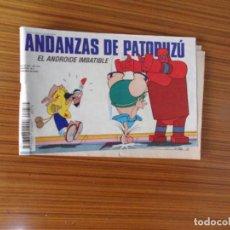 Cómics: ANDANZAS DE PATORUZU Nº 774 EDITA CESAR CUSTODIO. Lote 293799913