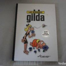 Cómics: RBA EDICION ESPECIAL COLECCIONISTAS - GILDA - MANUEL VAZQUEZ. Lote 293894923