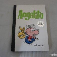 Cómics: RBA EDICION ESPECIAL COLECCIONISTAS - ANGELITO - MANUEL VAZQUEZ. Lote 293894998