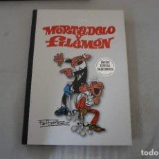 Cómics: RBA EDICION ESPECIAL COLECCIONISTAS - MORTADELO Y FILEMON 1 - FRANCISCO IBAÑEZ. Lote 293895638