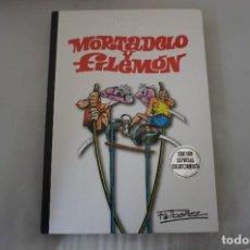 Cómics: RBA EDICION ESPECIAL COLECCIONISTAS - MORTADELO Y FILEMON 3 - FRANCISCO IBAÑEZ. Lote 293904663
