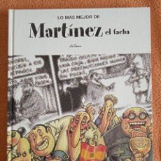 Cómics: X LO MAS MEJOR DE MARTÍNEZ EL FACHA, DE KIM (EL JUEVES)-CARTONE -. Lote 293912313