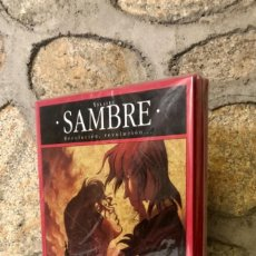 Cómics: SAMBRE, YSLAIRE, 4 TOMOS COMPLETA, AÑO 1993, (GLENAT).. Lote 293973463