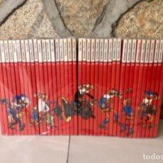 Cómics: MORTADELO Y FILEMÓN, 40 EJEMPLARES COMPLETA, AÑO 2006, (GRUPO Z, EL MUNDO/EDICIONES B).. Lote 293975183