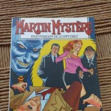 Cómics: MARTIN MYSTÈRE, NÚMEROS 31, 33 Y 20. Lote 293999708