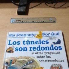 Cómics: LOS TUNELES SON REDONDOS / ME PREGUNTO POR QUE… Y OTRAS PREGUNTAS / CIRCULO LECTORES / ALL59. Lote 294081198