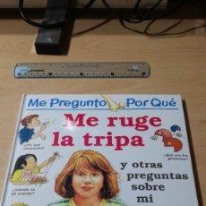 Cómics: ME RUGE LA TRIPA / ME PREGUNTO POR QUE… Y OTRAS PREGUNTAS / CIRCULO LECTORES / ALL59. Lote 294081363