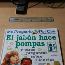 Cómics: EL JABON HACE POMPAS / ME PREGUNTO POR QUE… Y OTRAS PREGUNTAS / CIRCULO LECTORES / ALL59. Lote 294081498