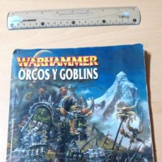 Cómics: ORCOS Y GOBLINS / WARHAMMER / GAMES WORKSHOP / ALL59. Lote 294088818