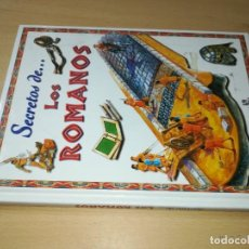 Cómics: SECRETOS DE LOS ROMANOS / LIBSA / JOHN HAYWOOD / ALL76. Lote 294089313