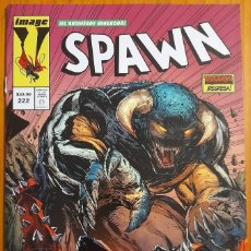 Fumetti: SPAWN - PORTADA VARIANTE HOMENAJE A SPIDERMAN - EN CASTELLANO. Lote 294114608