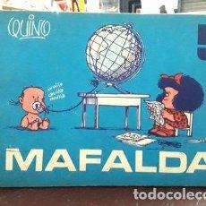 Cómics: MAFALDA TIRA N5 ANO 1969 ED. 196. Lote 294472693