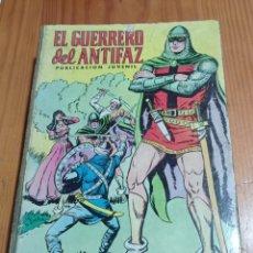 Cómics: IS_116 EL GUERRERO DEL ANTIFAZ PUBLICACIÓN JUVENIL TAPA DURA 30 MEDIDAS 25X18. Lote 294504848
