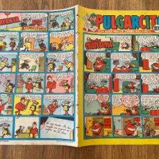 Comics: ¡¡LIQUIDACION!! PEDIDO MINIMO 5 EUROS - PULGACITO 1534 - CAPITAN TRUENO EN PAGINAS CENTRALES - GCH. Lote 294822113